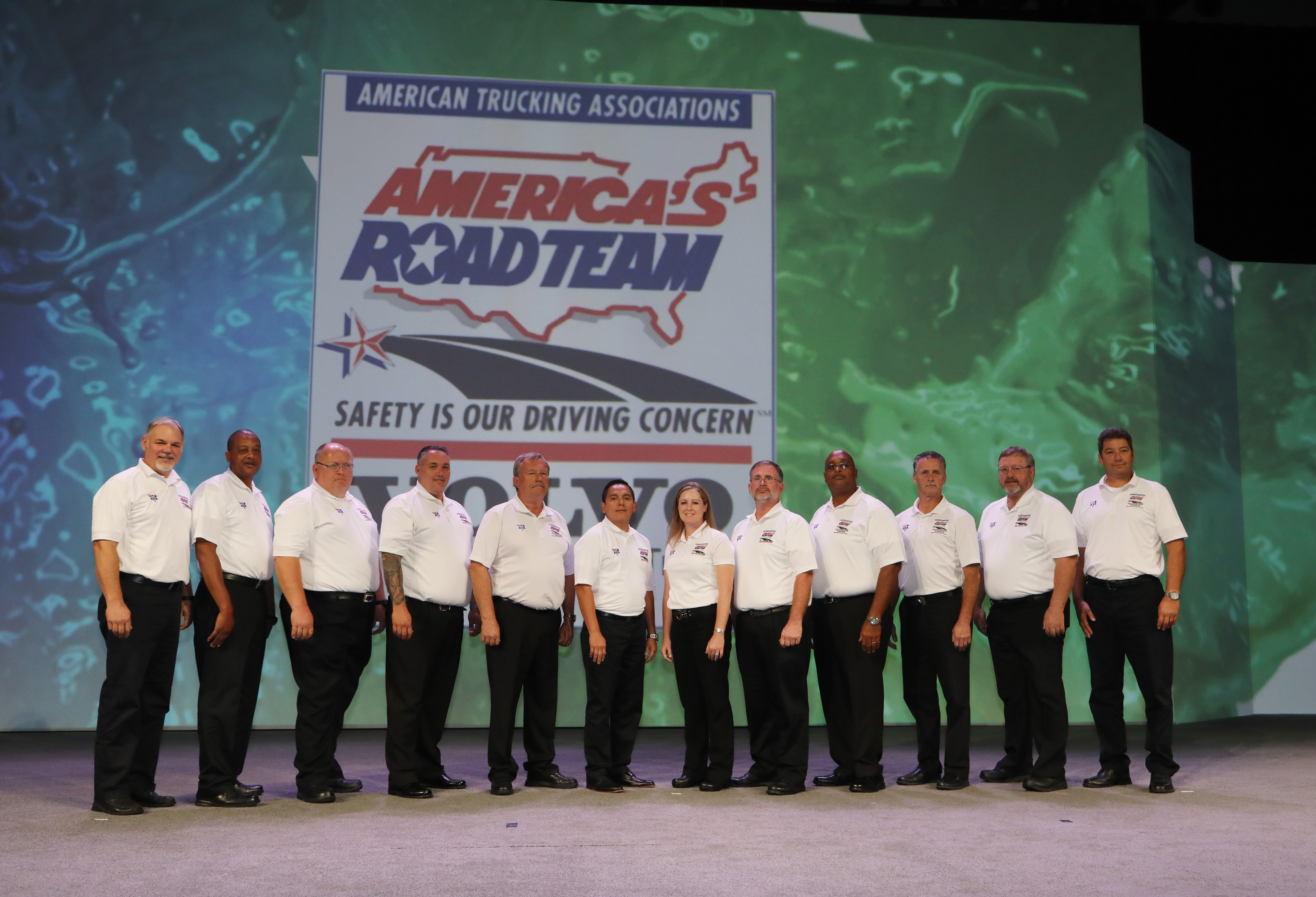 America's Road Team at MCE