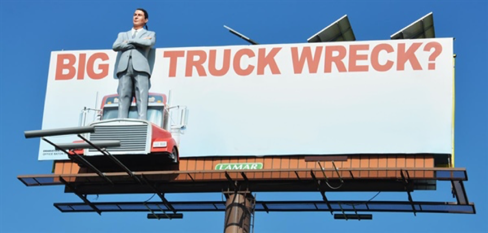 Louisiana Billboard