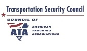 Transportation security council logo