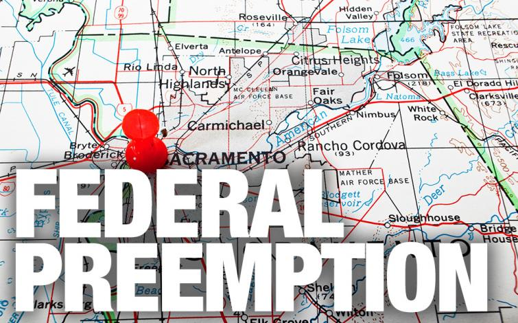 Federal Preemption